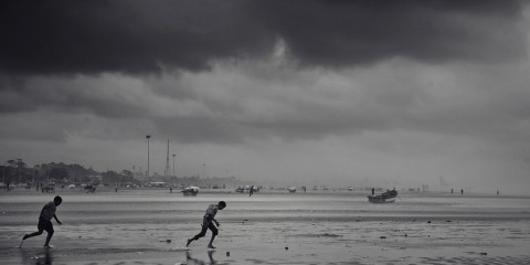 Running Against the Wind, Chennai, India