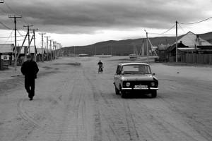 Rush Hour, Siberia
