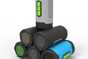 Scosche BoomBottle H20 Plus Outdoor Wireless Speaker