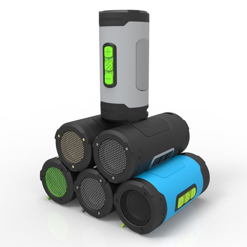 Scosche BoomBottle H20 Plus Outdoor Wireless Speaker
