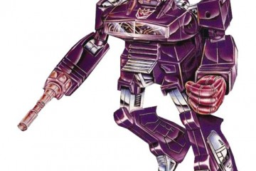Shockwave, Transformers