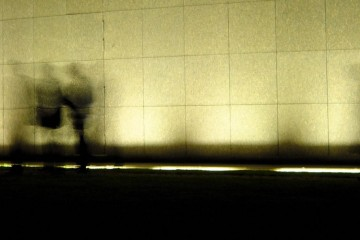 Silhouettes at Van Gogh Museum, Amsterdam