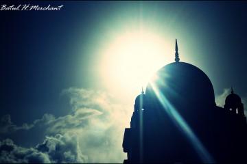 The Holy Mausoleum of Al-Dai-al-Ajal Syedna Idris Imaduddin.r.a., Yemen