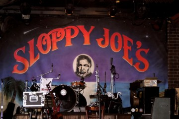 Sloppy Joe's in Key West, Florida