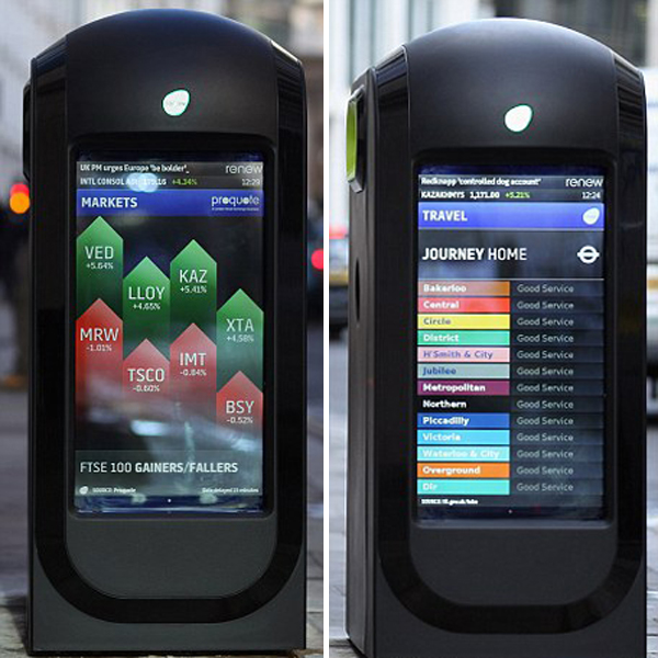Londoners Recycling With Quot Smart Quot Bins Vagabondish
