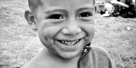 Smiling Boy, Oaxaca, Mexico