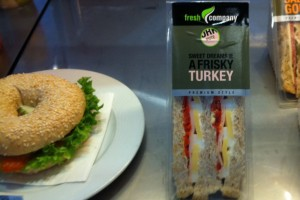 Sweet Dreams of a Friskey Turkey Sandwich