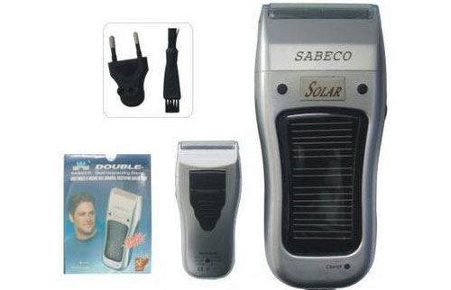 Solar Powered Shaver/Razor