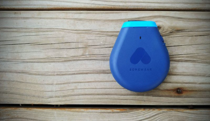 Somewear Global Hotspot and Personal Locator Beacon (PLB)