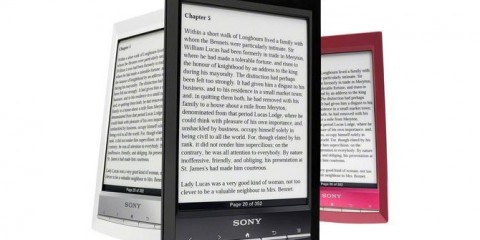 Sony PRS-T1 6 Digital E-Ink Pearl eReader
