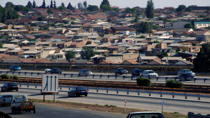 Soweto Township, South Africa