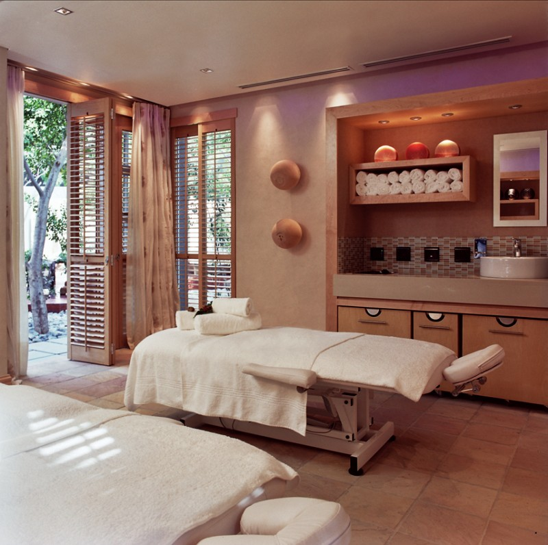 Spa at Saxon Hotel, Johannesburg, South Africa