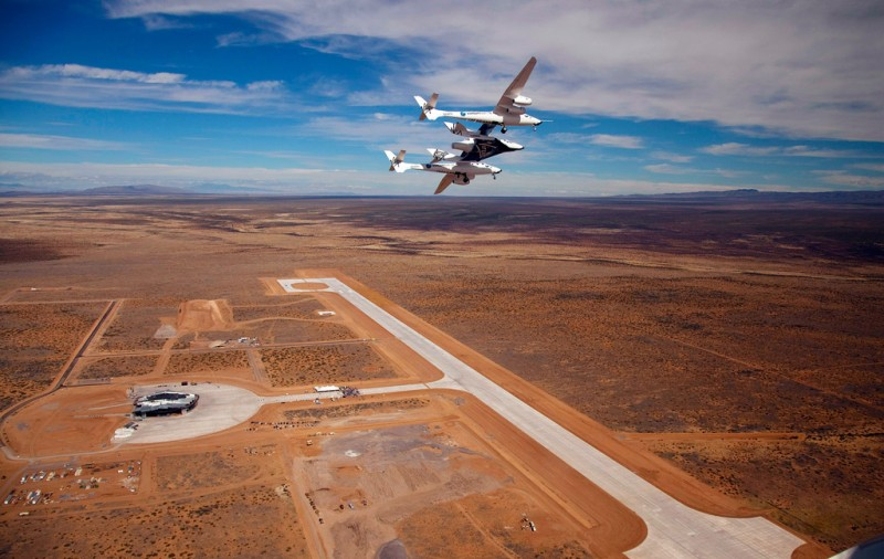 Spaceport, New Mexico