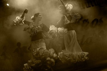 Spanish Dancers, Argentina