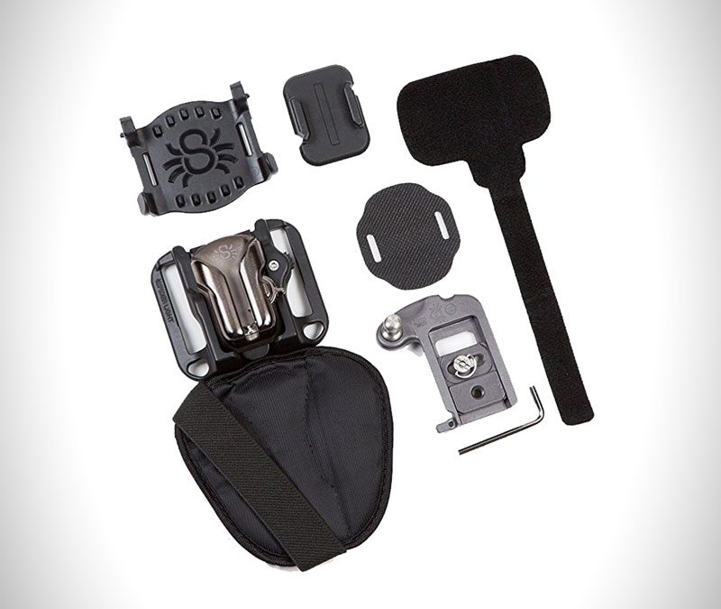 SpiderLight Backpacker Kit