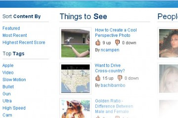Spongefish.com Screenshot