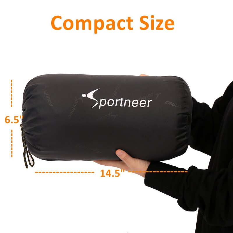 Sportneer +20F Ultralight Sleeping Bag