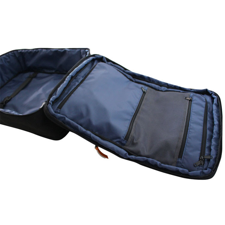 Standard Luggage Travel Backpack (interior)