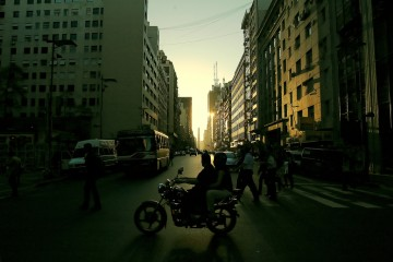 Staring at the Sun, Buenos Aires, Argentina