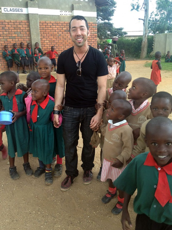 Children of Uganda with Steven Le Vine