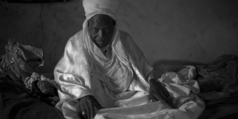 Sultan Sero Kora II Rablou, King of Nikki, Benin