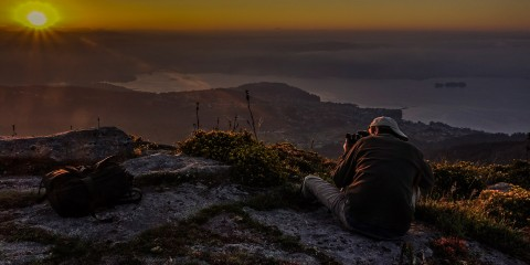 Sunset Photographer in Galicia, Spain
