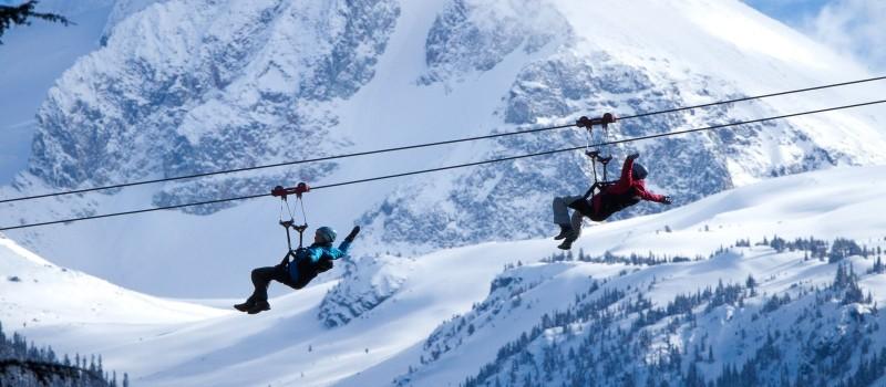 Superfly Ziplines Dinner Tour Whistler British Columbia Canada