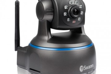 ADS-445 SwannEye HD Pan & Tilt All-in-One IP Network Camera