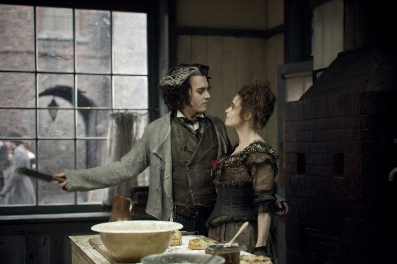 Sweeney Todd (film still)