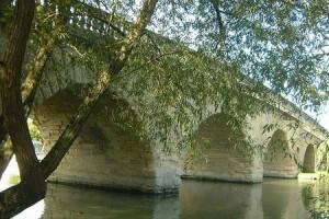 Swinford Toll Bridge, UK