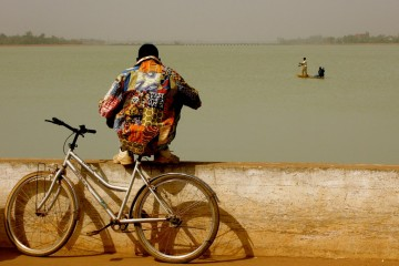 Taking a Break in Burkina Faso