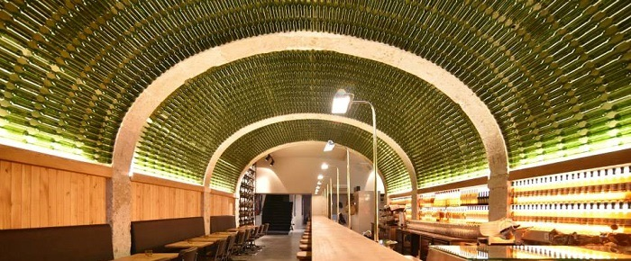 5 Of The World S Sexiest Wine Tasting Rooms Vagabondish