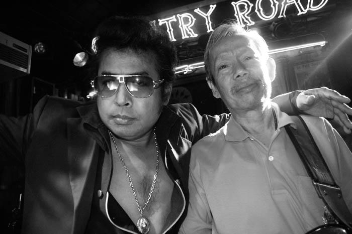 Thai Elvis in Bangkok, Thailand