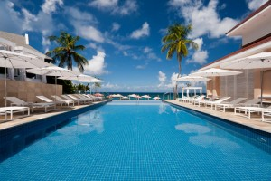 Pool at The BodyHoliday, St Lucia