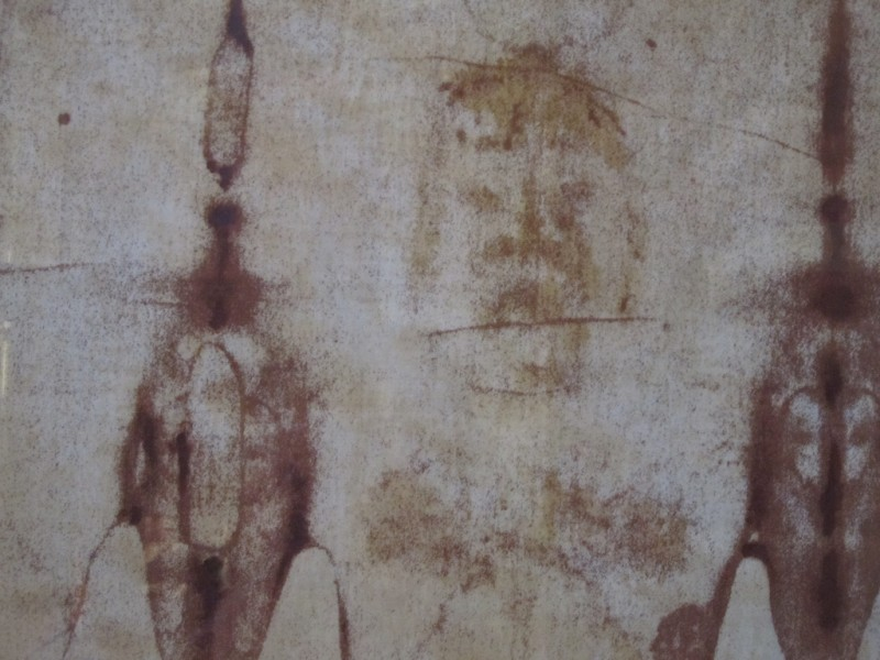 The Shroud of Turin (reproduction)