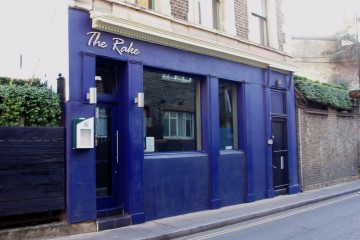The Rake Beer Pub, London