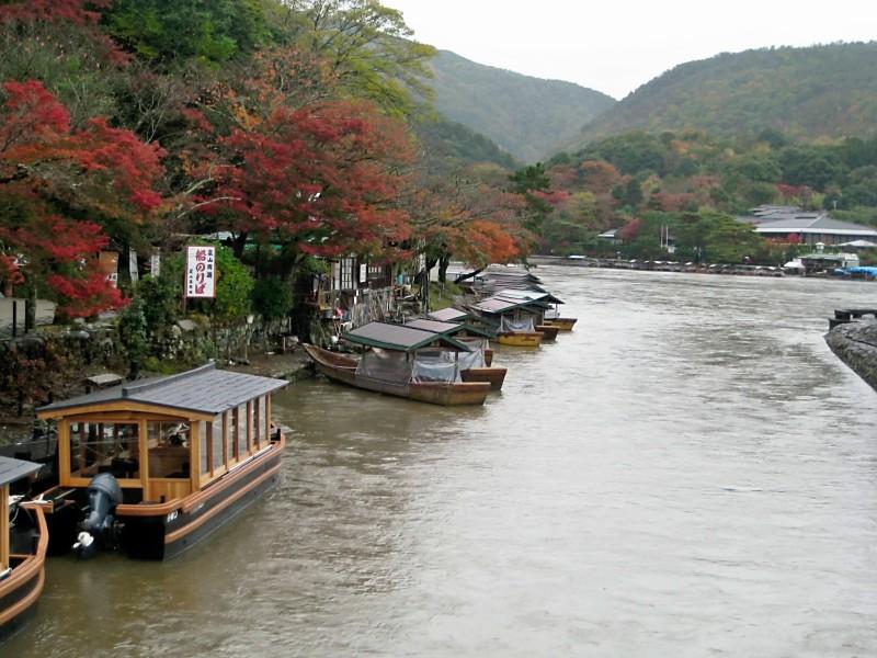 Togetsu Kyo, Kyoto