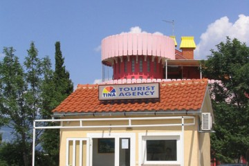 Tourist Office, Candyland