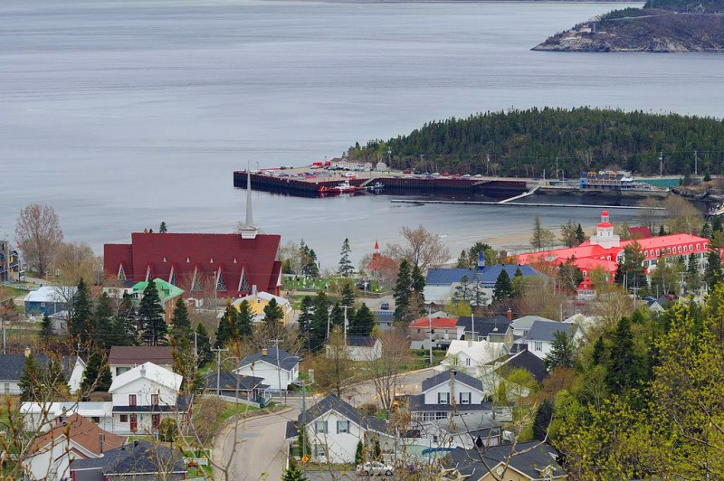 Town of Tadoussac, Quebec