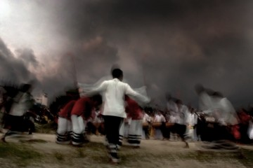 Traditional Psychadelic Dancing, Maldives