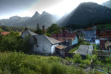Transylvania Mountains, Romania
