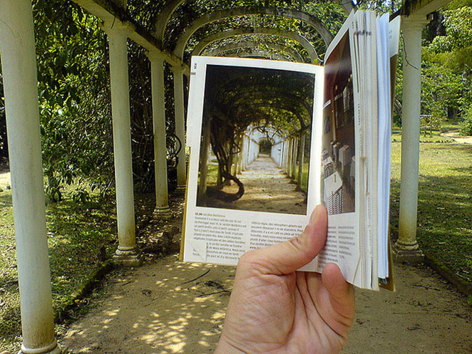 Travel Book (in Rio de Janeiro)
