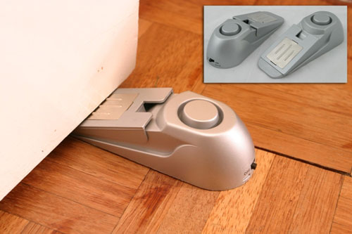 Travel Door Stop Alarm