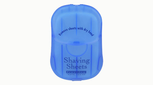 Paper Shaving Sheets