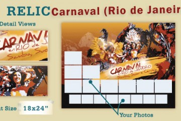 Travel Relic - Carnaval