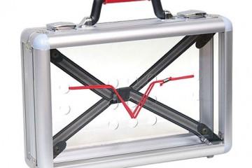 Skeleton Attache Briefcase
