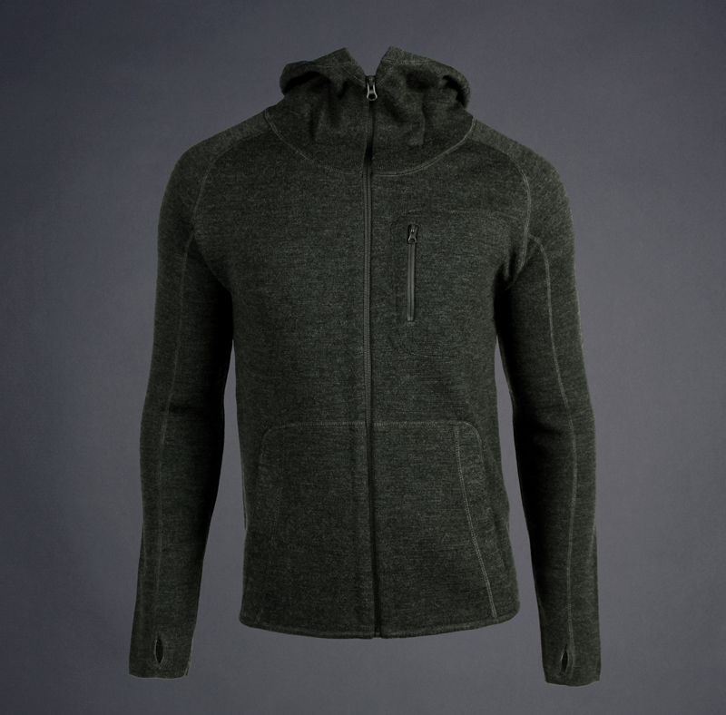 Triple Aught Design Praetorian Hoodie (Loden Green)