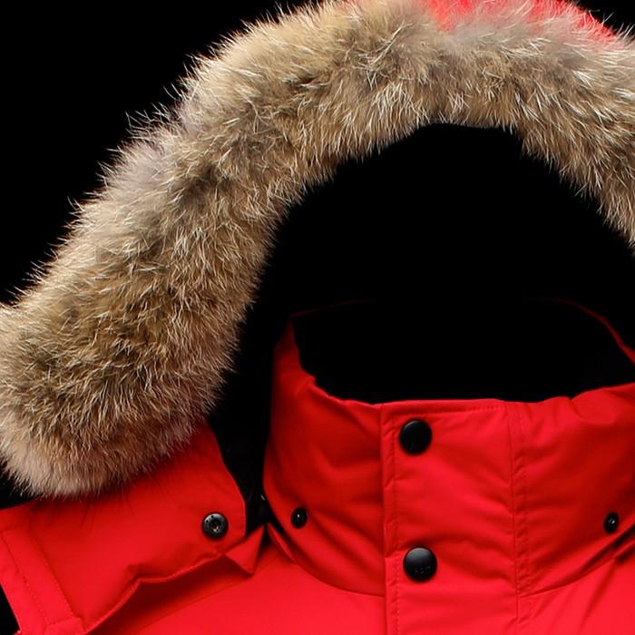 Triple F.A.T. Goose Hesselberg Winter Coat (closeup)