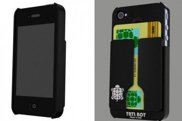TRTL BOT Minimalist: Eco-Friendly iPhone 4 Case