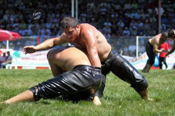 How to Win at Turkish Oil Wrestling